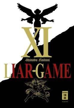 Liar Game Band 11