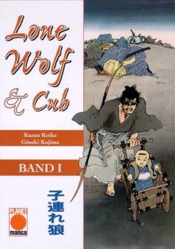 Lone Wolf & Cub Band 1
