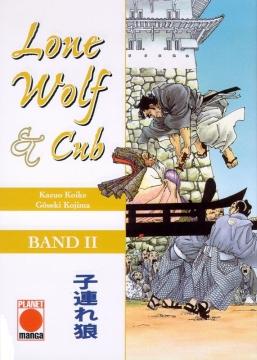 Lone Wolf & Cub Band 2
