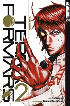 Terra Formars Band 2