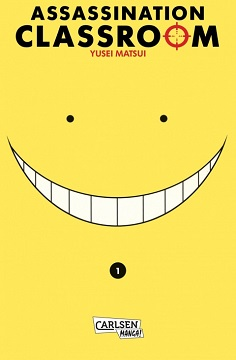 Assassination Classroom Band 1