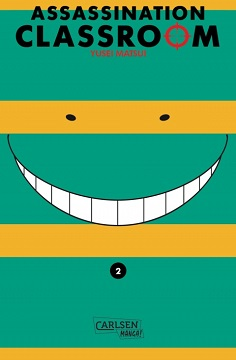 Assassination Classroom Band 2