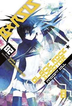 Black Rock Shooter - Innocent Soul Band 2