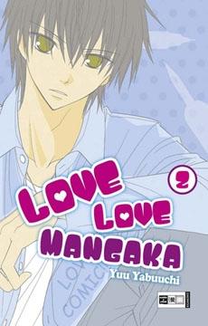 Love Love Mangaka Band 2