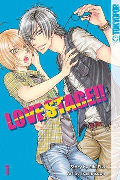 Love Stage!! Band 1