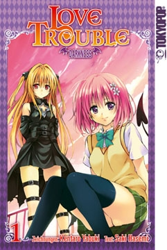 Love Trouble Darkness Band 1