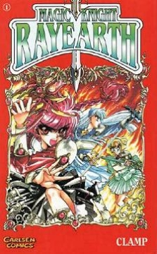 Magic Knight Rayearth Band 1