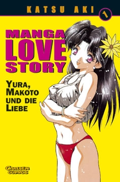 Manga Love Story Band 1