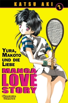Manga Love Story Band 2