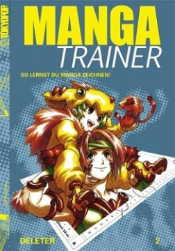 Manga Trainer Band 2