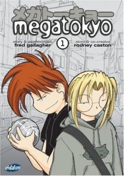 Megatokyo Band 1