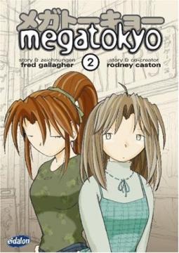 Megatokyo Band 2