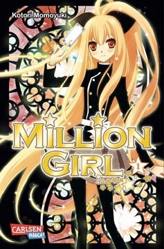 Million Girl Band 1