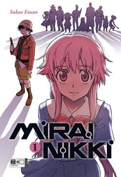 Mirai Nikki Band 1