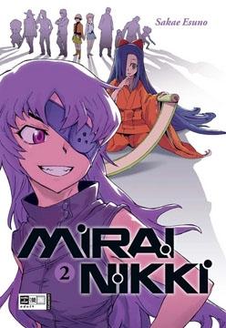 Mirai Nikki Band 2