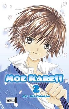 Moe Kare!! Band 2