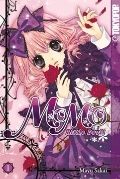 Momo - Little Devil Band 1