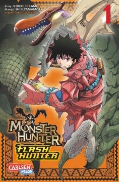 Monster Hunter Flash Hunter Band 1