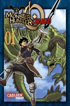 Monster Hunter Orage Band 1