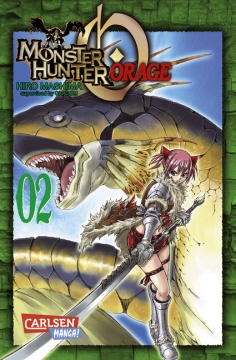 Monster Hunter Orage Band 2