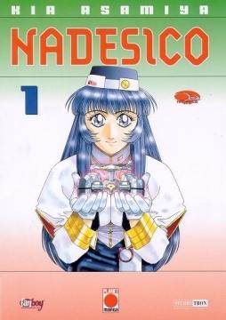 Nadesico Band 1