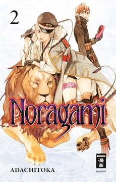 Noragami Band 2