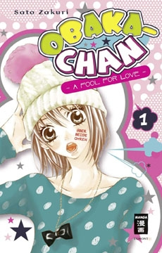 Obaka-chan - A Fool for Love Band 1