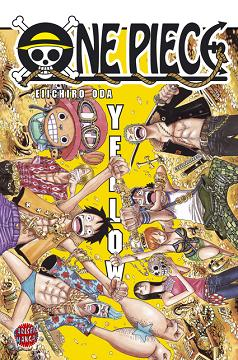 One Piece Yellow