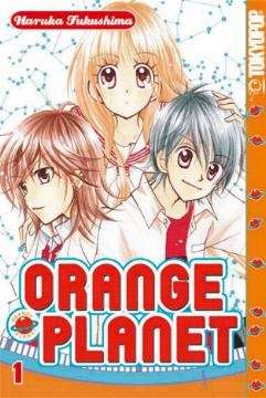 Orange Planet Band 1