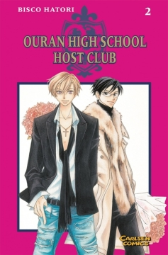 Ouran High School Host Club Band 2