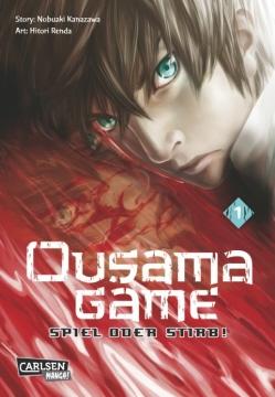 Ousama Game - Spiel oder stirb! Band 1