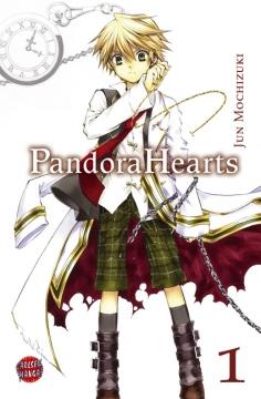 Pandora Hearts Band 1