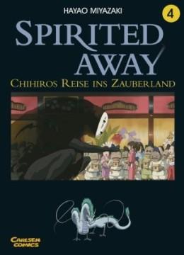 Spirited Away - Chihiros Reise ins Zauberland 4