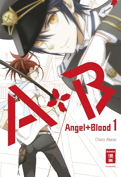 A+B - Angel + Blood Band 1
