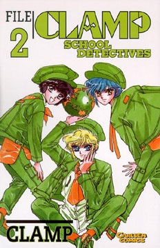 CLAMP School Detectives Band 2
