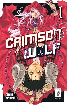 Crimson Wolf Band 1