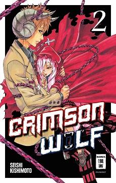 Crimson Wolf Band 2