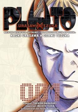 Pluto: Urasawa X Tezuka Band 1