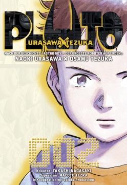 Pluto: Urasawa X Tezuka Band 2