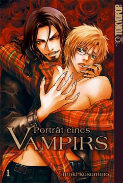 Porträt eines Vampirs Band 1