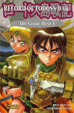 Record of Lodoss War - Die Graue Hexe Band 1