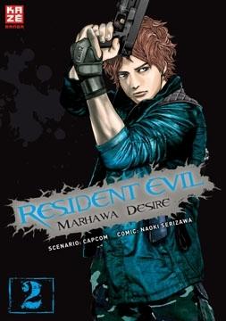 Resident Evil Band 2