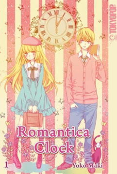 Romantica Clock Band 1