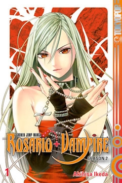 Rosario + Vampire Season II Band 1