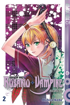 Rosario + Vampire Season II Band 2