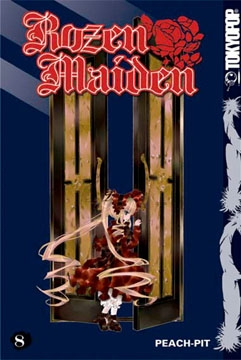 Rozen Maiden Band 8