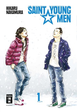 Saint Young Men Band 1