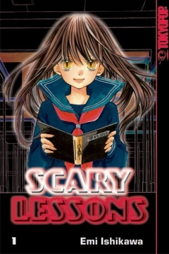 Scary Lessons Band 1