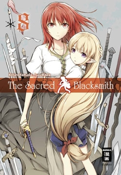The Sacred Blacksmith Band 8