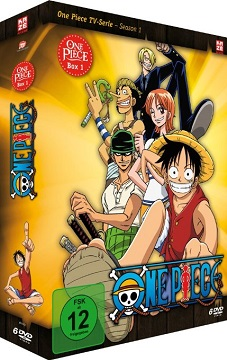 One Piece TV-Box 1
